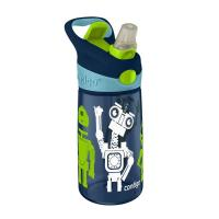 Бутылка для воды Contigo Striker Navy Blue Robots 420 ml 1000-0347